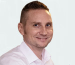 André Schär, Head of Hardware Development & Procurement von SAVVY® Telematic Systems AG